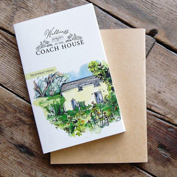 Leaflet design for print and online